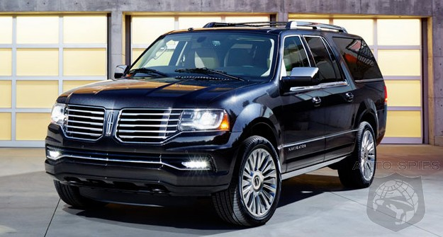 What Does The PRICING Of The 2015 Lincoln Navigator Say To YOU?