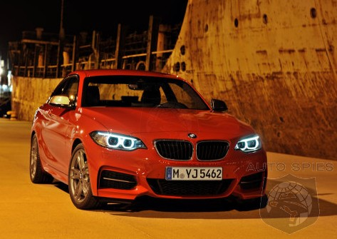 Detroit Auto Show Bmw To Bring The 2 Series M3 M4 I8 I3 New X1