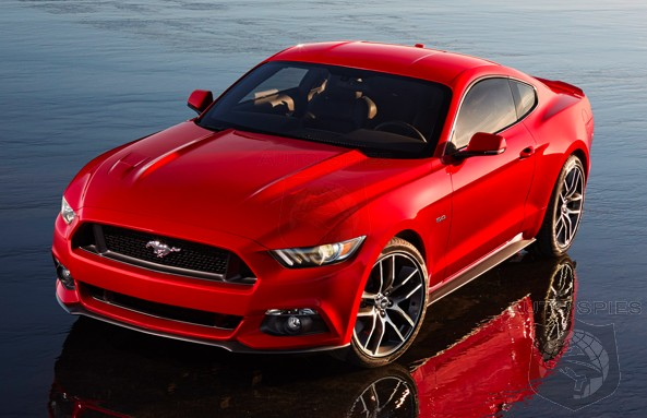 FIRST Impressions Of The All-New 2015 Ford Mustang's 2.3-Liter EcoBoost Motor — Will It Have Enough SOUL To Be A PROPER Mustang?