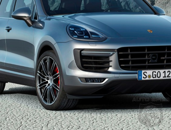 OFFICIAL! FIRST Pictures, FULL Details And PRICING For The 2015 Porsche Cayenne