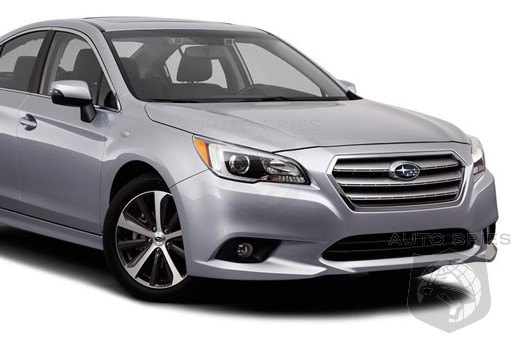 OFFICIAL: The 2015 Subaru Legacy Gets Pricing — Is It Getting YOUR Attention?