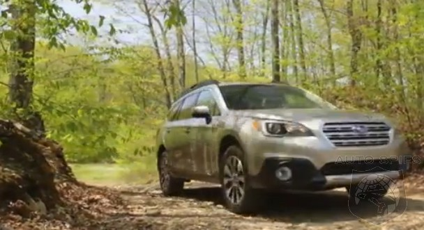 DRIVEN + VIDEO: Consumer Reports Gives Us The QUICK And DIRTY About The 2015 Subaru Legacy AND Outback