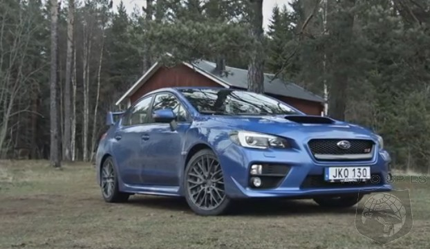 DRIVEN + VIDEO: In A Market Where The Competition Has UPPED The Ante, How Does The 2015 Subaru WRX Fit In?