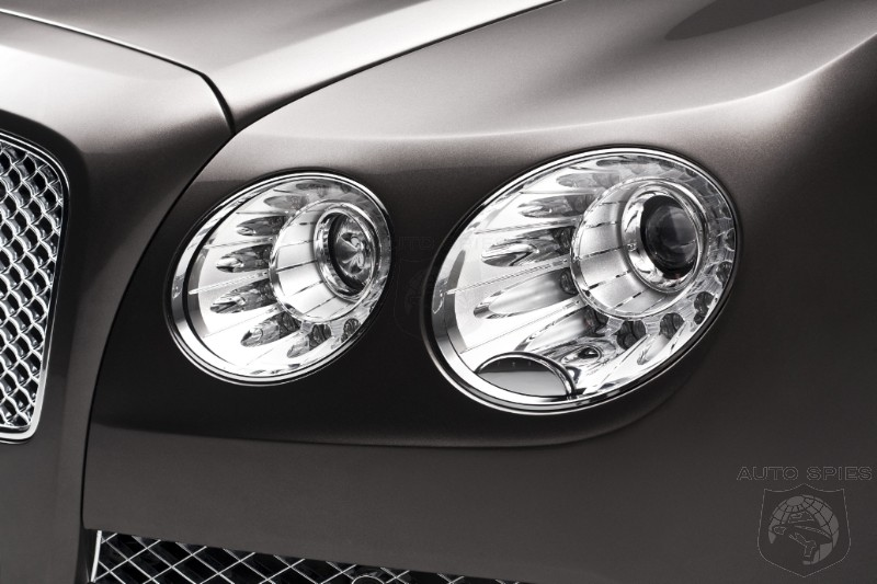 STUD or DUD: This Is IT! Bentley Unveils The 2014 NEW Flying Spur