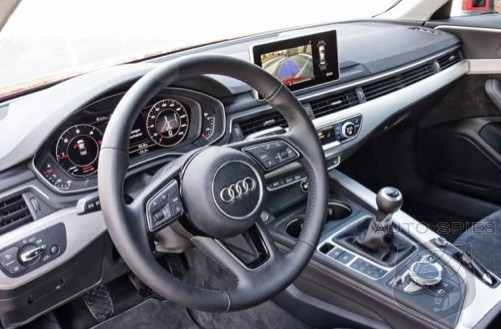 Official Audi Breaks The Mold With Its A4 It S Going Diy