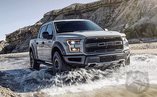 leaked the image that shook the world 2017 ford f150 raptor to come with 450 horsepower 520. Black Bedroom Furniture Sets. Home Design Ideas