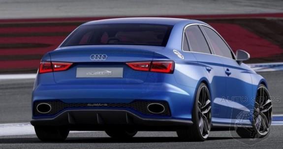 Rumor Audi Preparing Many More Rs