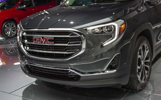 #NAIAS: STUD or DUD? Does The All-New GMC Terrain INSPIRE You To Take A Closer Look Or Are You UNINSPIRED?