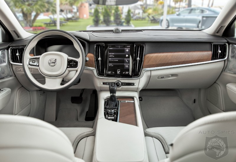 REVIEW MORE Hatch Is Agent 00R Ready To Take The Plunge With The Volvo V90 Verdict Enclosed