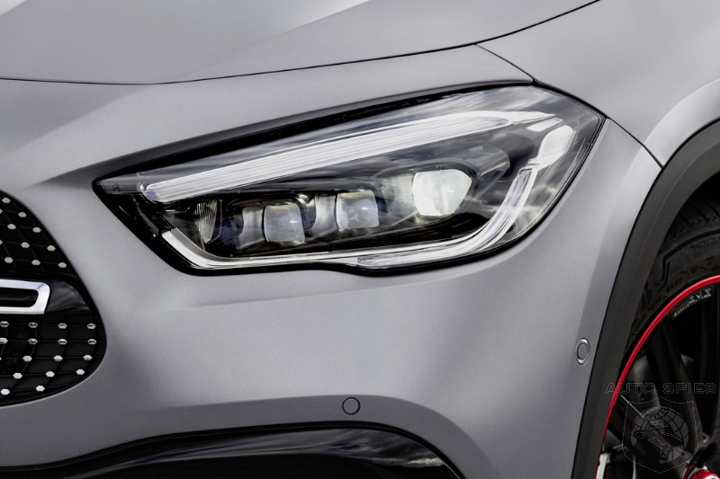STUD or DUD Is The All new Mercedes Benz GLA Ready To Do Combat With Other Compact Luxury SUVs