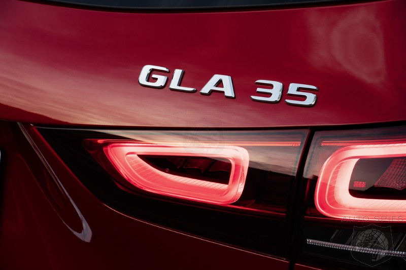 POWERRRR! Mercedes-AMG Drops The All-new GLA 35 — Does It Have Enough SIZZLE For You?