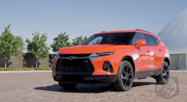 The 2019 Chevrolet Blazer Was JUST Unveiled, Get Your FIRST VIDEO Look Now!