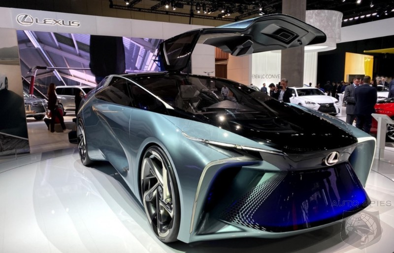 #LAAutoShow: FIRST Pics LIVE From Los Angeles — 900+ HOT SHOTS And We're JUST Getting Started...