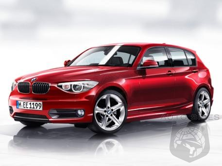 LEAKED? Has BMW's All-New 1-Series Been Unveiled?!
