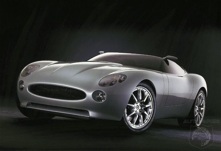 1998 Jaguar Xk180 Concept. TATA To Take Jaguar Land Rover