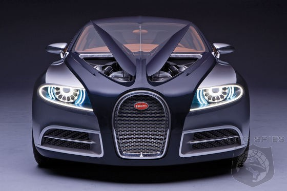 Bugatti's Galibier Seeing Tough Times - Is It's Future In Jeopardy?
