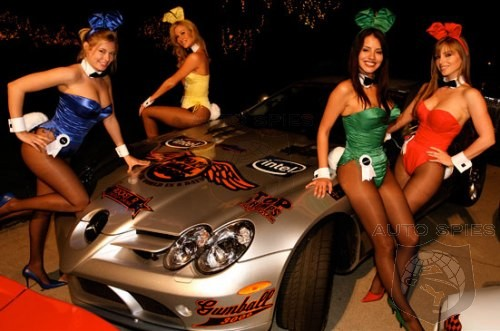 THROWBACK! 2012 Gumball 3000 Rally Will Be From New York To Los Angeles