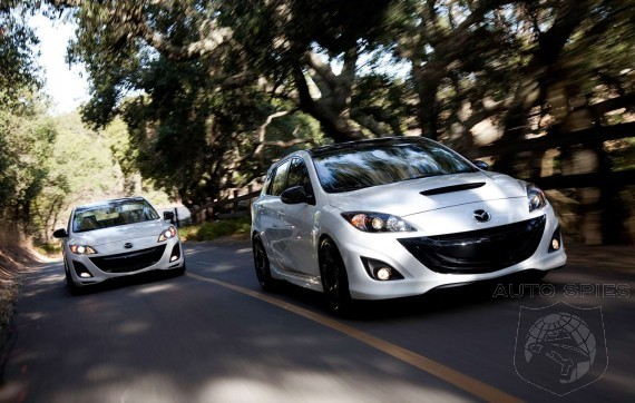 Mazda3 Earns Top Safety Pick AND Some Extra Bonus Points With 00R