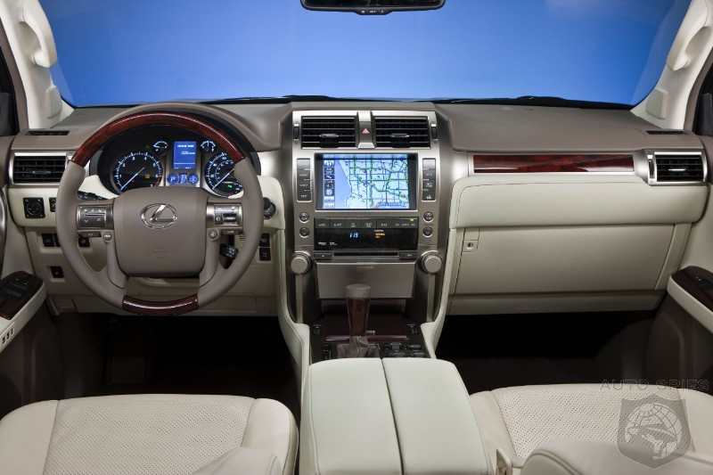 video virtual tour of lexus 39 latest gx is this the best lexus interior on the market. Black Bedroom Furniture Sets. Home Design Ideas
