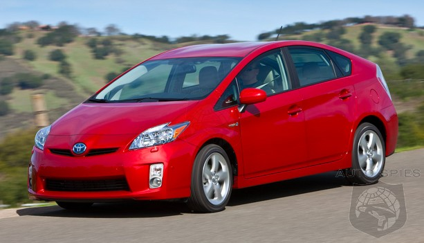 RECALL ALERT: Toyota Calls In About 2.4 MILLION Prius Vehicles In Latest Discovered Fault