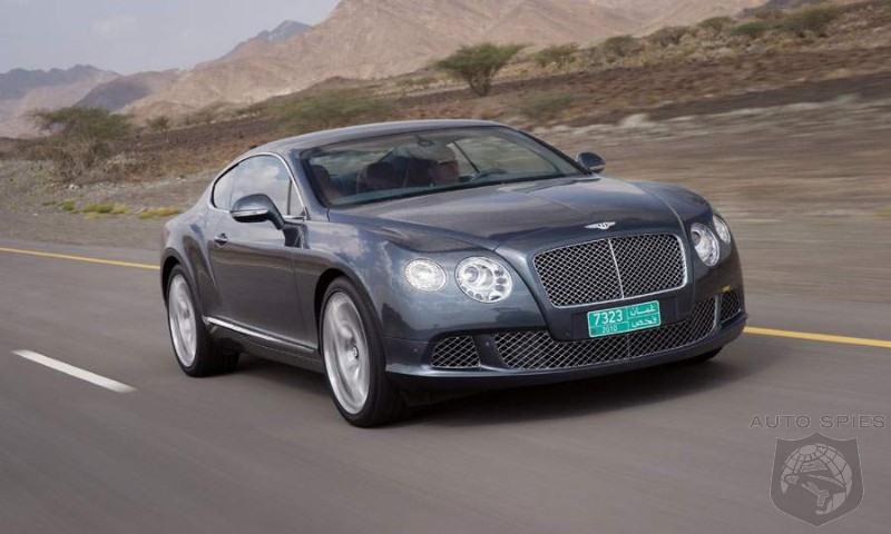 Driven The 2011 Bentley Continental Gt Gets Even Better Autospies