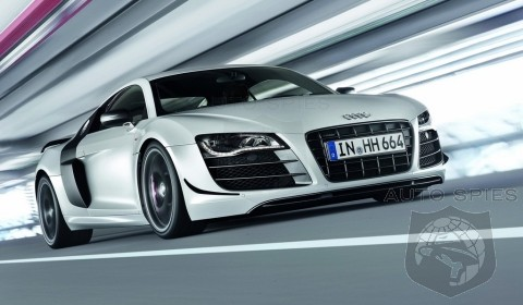 LOST and FOUND: Anyone Looking For An Audi R8 GT Brochure, We Got 'Em!