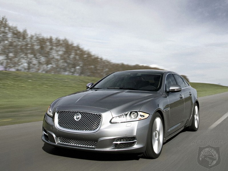 WOMPWOMP: 2011 Jaguar XJ Has Some Quirks, Giving Some