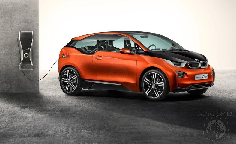 VIDEO: BMW Details What May Be One Of Its MOST Important Vehicles To Date - The i3