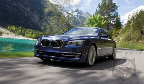 RUMOR: BMW To Finally Produce A 7-Series M Car, Details Inside