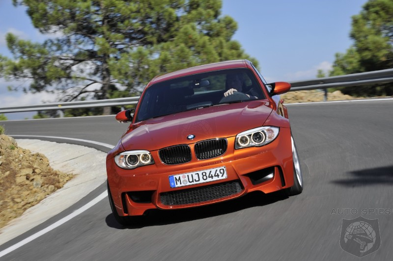 SHOWDOWN: 2011 BMW 1M vs. 2012 Audi TT RS vs. Infiniti IPL G Coupe, Is The 1M Good Enough?