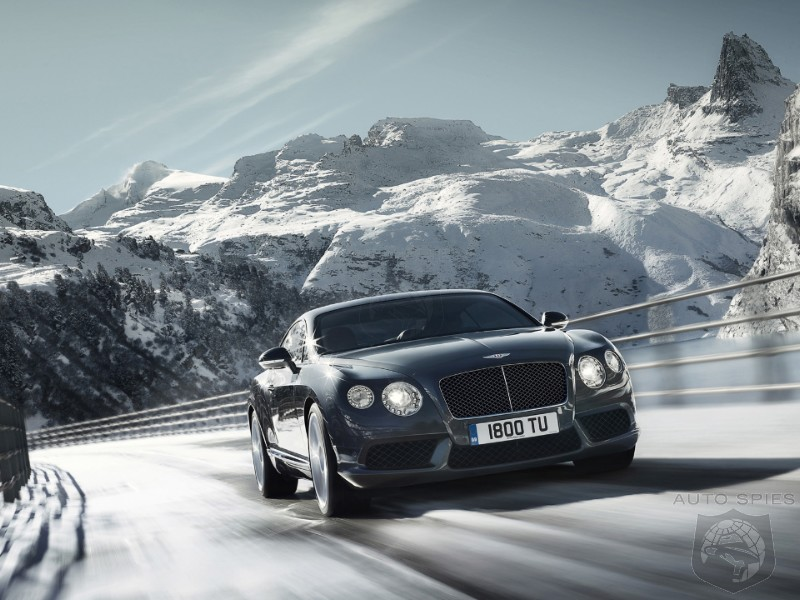 Bentley Getting Sued By Crash Victim's Widow For $1.9M USD
