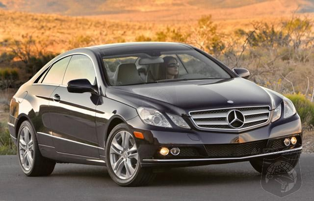 FYI If You Have A 2012 MercedesBenz EClass Coupe Or 2012