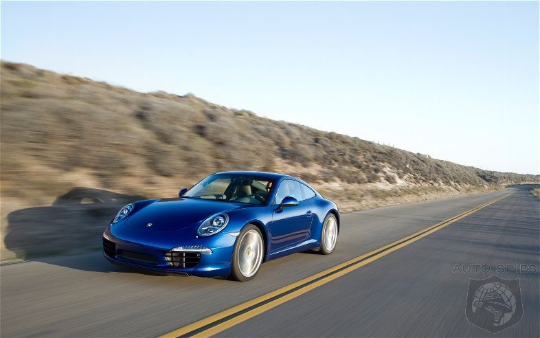 CHICAGO AUTO SHOW: Is Porsche's All-New 911 Best Suited For A BRIGHT or MUTED Color?