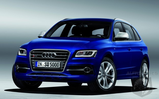 DRIVEN So What Is Audis FIRST SBadged Performance Diesel REALLY - What is audi