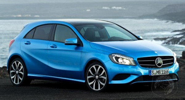 Is The Mercedes-Benz A-Class The Company's BIGGEST Deal In YEARS?