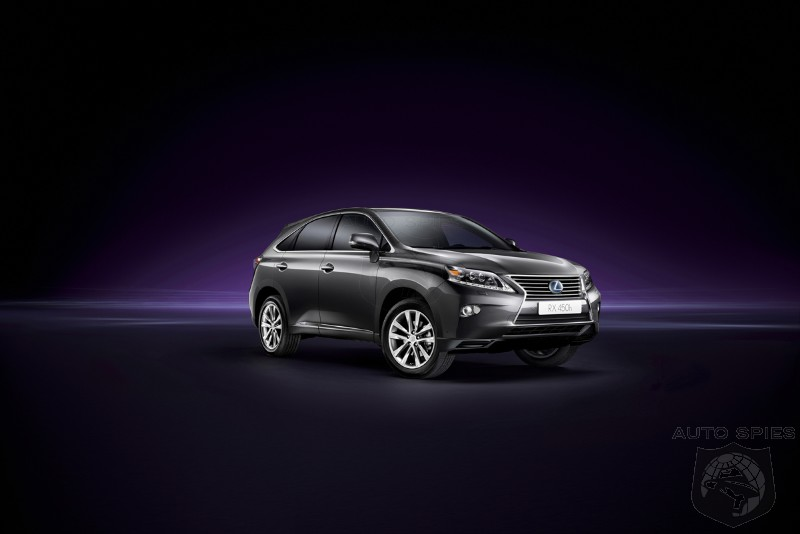 EVERYTHING You Want To Know About The 2015 Lexus RX450h