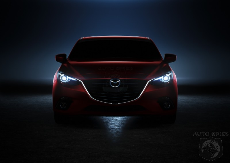 Video Mazda Shows Off Its First Commercial For The All New 3