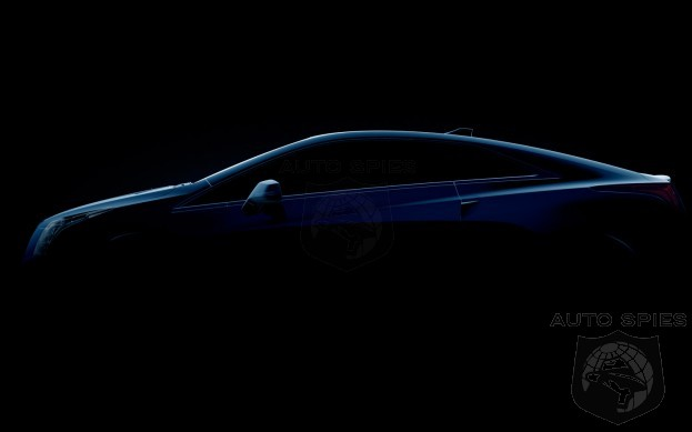 TEASED! Cadillac To Debut The Electric Car It SHOULD Have Built ALL Along