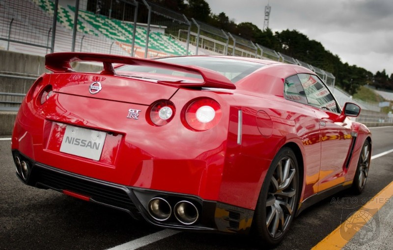 The Nissan GT-R Is One Of The Most Awesome Performance Achievements Ever. WHY Doesn't It SELL BETTER?