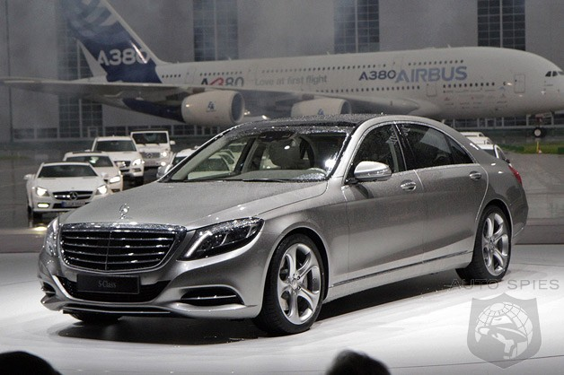 DRIVEN: The FIRST Review Of The All-New 2014 Mercedes-Benz S-Class