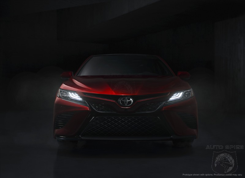 #NAIAS: One Of The MOST Popular Vehicles Ever Undergoes DRASTIC Changes — The All-New, 2018 Toyota Camry