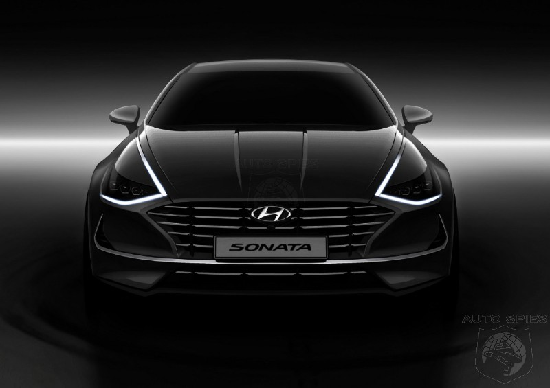 #NYIAS: STUD or DUD — Does The All-new Hyundai Sonata's Design Have The JUICE To Unseat The Honda Accord?