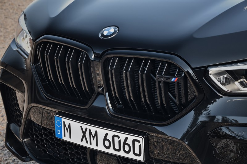 MORE Pictures Of The All-new, 2020 BMW X6M Competition ...