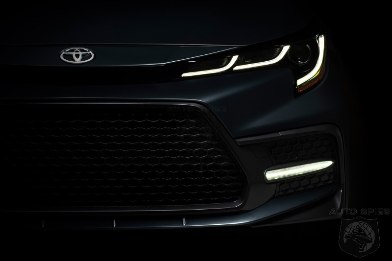 #LAAutoShow: TEASED! Can A Toyota Corolla Hybrid OUTSELL The Current-gen Toyota Prius?