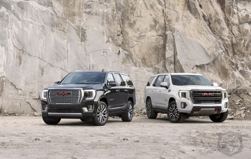 OFFICIAL! EVERYTHING You Want To Know About The 2021 GMC Yukon And Yukon XL...