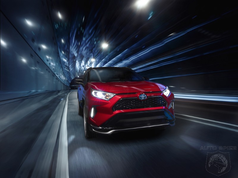 #LAAutoShow: The Toyota RAV4 Gets A NEW Sibling, The RAV4 Prime PHEV