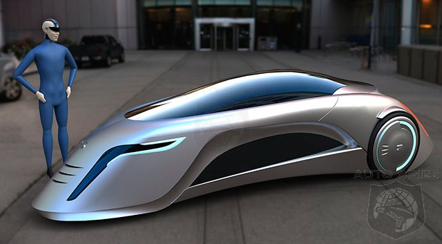 In 10 Years Will Cars Resemble A Jet/Missile/Thingymajig ...