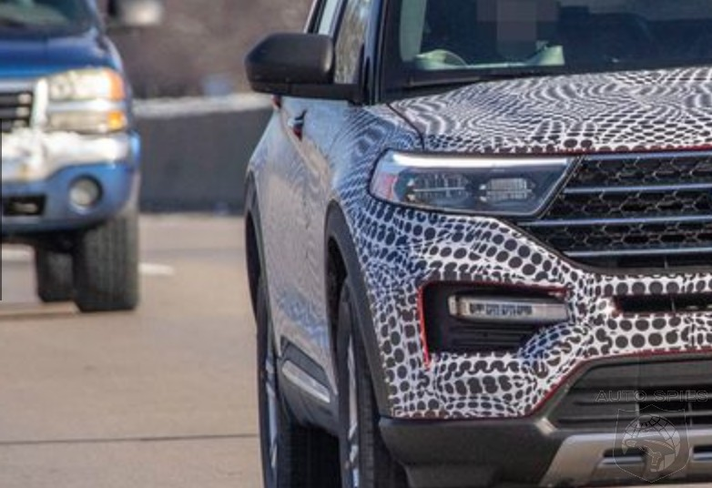 SPIED: Before Its #NAIAS Debut, The All-new 2020 Ford Explorer Gets EXPOSED In These Killer Spy Shots