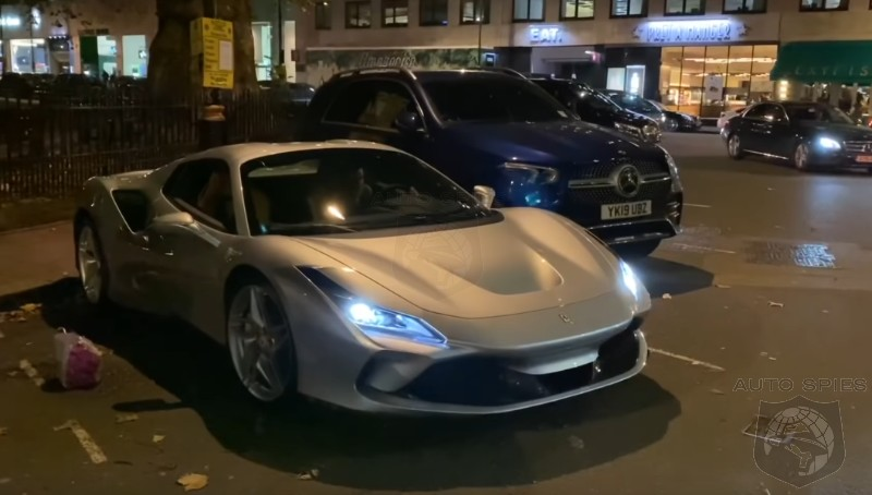VIDEO: How Do YOU Like Me NOW? The NEW Ferrari F8 Spider SPIED On The Street In London