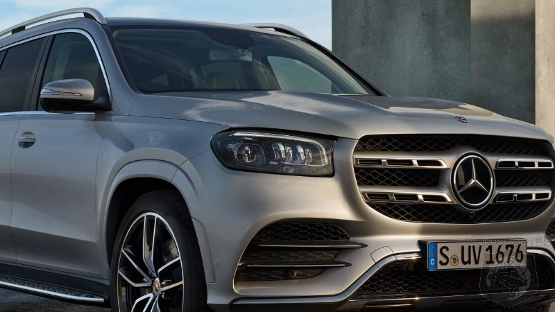 #NYIAS: MORE LEAKS! Even More Pictures Of The All-new Mercedes GLS — Does This Change...ANYTHING?